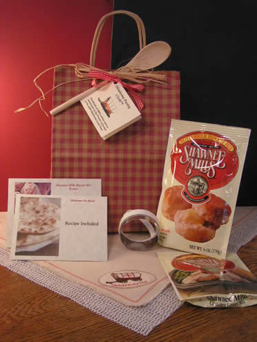 Pastry Cloth Biscuit Gift Set